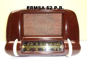 Receptor suministrado por la escuela Radio Maymo en forma de Kit.